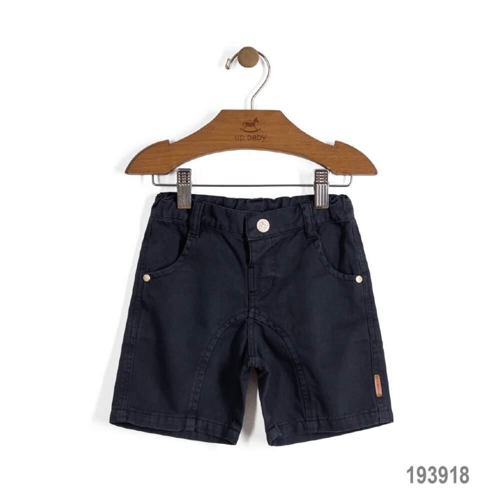 7e9075beaa Conjunto polo em suedine Bermuda em Tecido Plano - Up Baby